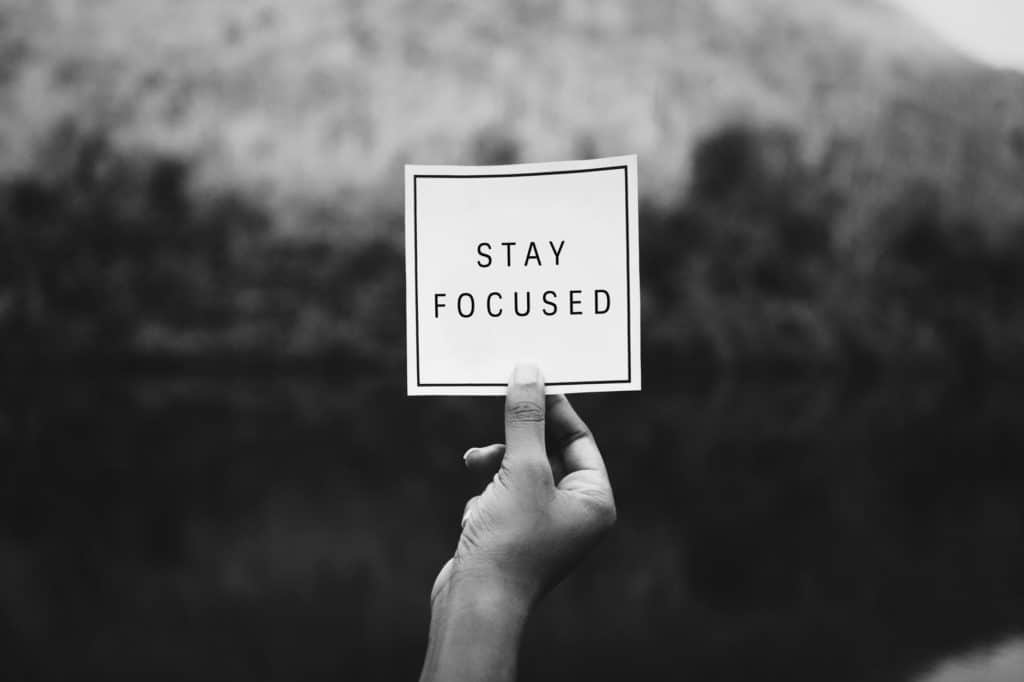 Stay Focused on Motivations